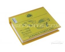Lotus 111R & Exige Parts Manual