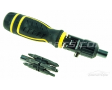 12 In 1 Ratchet Screwdriver