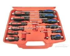 12 Piece Mechanics Screwdriver Set