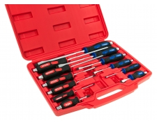 12 Piece Mechanics & Engineers Screwdrivers
