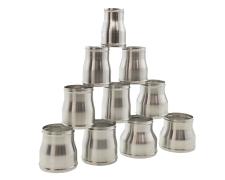 Aluminium Hose Reducer Beaded Ends