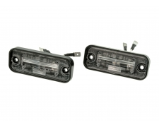 2 X LED Number Plate Lamps