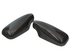 Carbon Fibre Mirror Covers