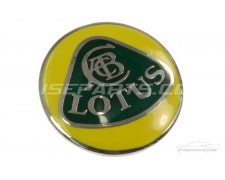 Enamel Lotus Nose Badge A089U1816F