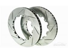 2 x EP Racing 308mm Grooved Brake Discs