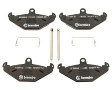 Genuine Rear Brembo Brake Pad Set B117J0085S