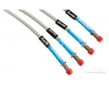 4 x Goodridge Stainless Steel Brake Hoses