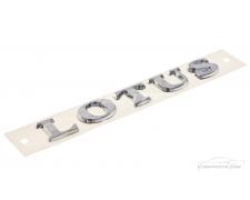 Lotus Raised Chrome Lettering A124B0326F