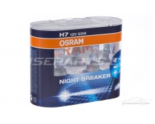 Osram Night Breaker H7