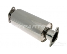 Silenced Cat Replacement Pipe S1
