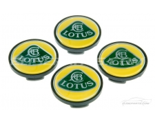 Lotus Standard Wheel Badge A120G0046F