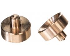 2 x Steering Rack Phosphor Bronze Cups