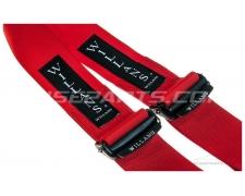 Willans Silverstone A4 FIA Red Harness