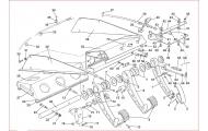 Pedal Box Pivot Bush Kit (Single Pedal) Image